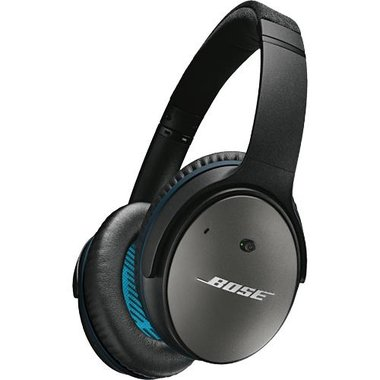 Bose - QuietComfort 25 Acoustic Noise Cancelling Over-The-Ear Headphones