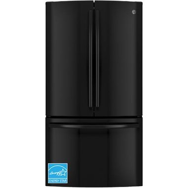 GE - 28.5 CuFt French Door Refrigerator With Wi-Fi Connectivity