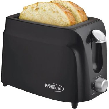 Premium - 2 Slice Toaster With Cool Touch Exterior