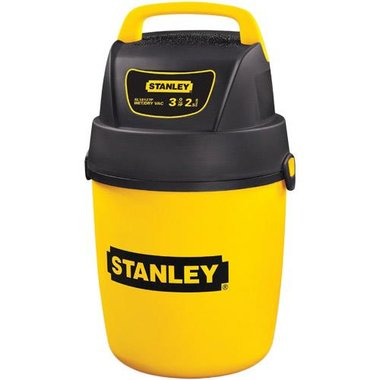 Stanley - 2 Gallon Wall Mount Wet/Dry Vacuum
