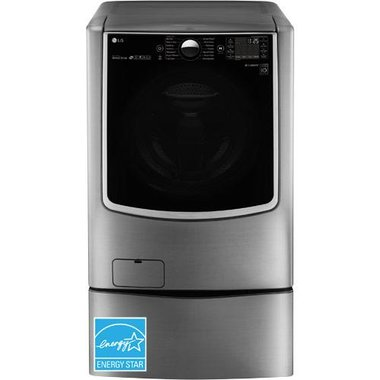 LG - 5.2 CuFt MEGA Capacity Front Load Washer