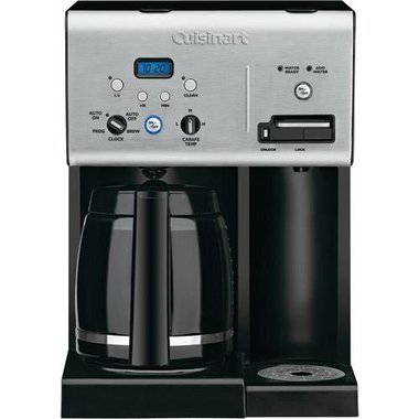 Cuisinart - 12 Cup Coffee Maker And Hot Water System