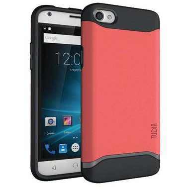 Nuu - TUDIA Slim-Fit MERGE Dual Layer Protective Case For X4