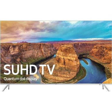 Samsung - 55 Class Smart Quantum 4K SUHD TV With Wi-Fi