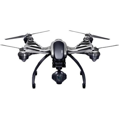 Yuneec - Typhoon Q500 4K Quadcopter Drone With Camera & Aluminum Trolley Case