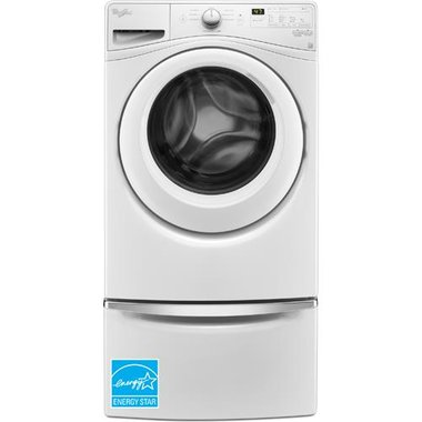 Whirlpool - 4.2 CuFt Front Load Washer