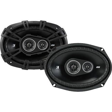 Kicker - DS Series 6 X 9 Car Stereo Speaker (Pair)