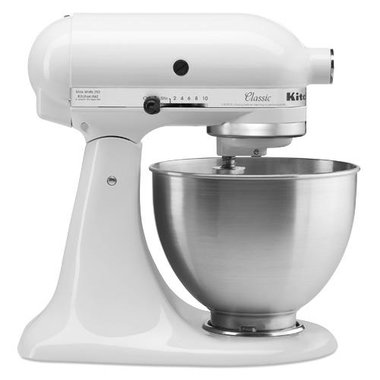 KitchenAid - 4.5 Quart Classic Stand Mixer