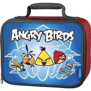 Thermos - Angry Birds Soft Lunch Kit