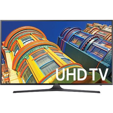 Samsung - 50 Class Smart LED 4K UHD TV With Wi-Fi