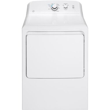 GE - 7.2 CuFt Front Load Electric Dryer