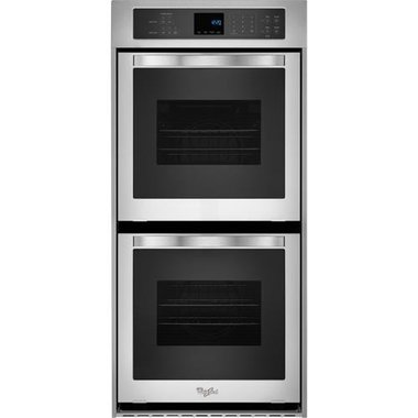 Whirlpool - 24 Built-In Double Wall Oven
