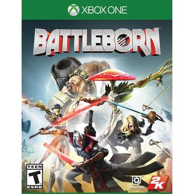 Xbox One - Battleborn For XBOX1