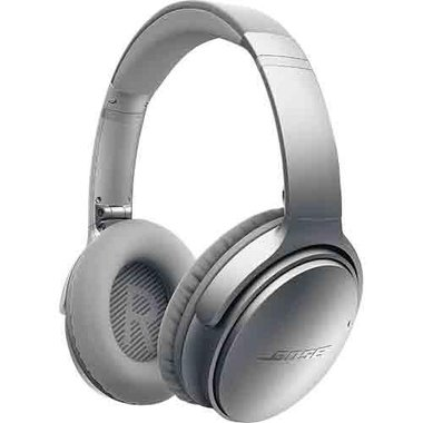 Bose - QuietComfort 35 Wireless Bluetooth Around-Ear Headphones