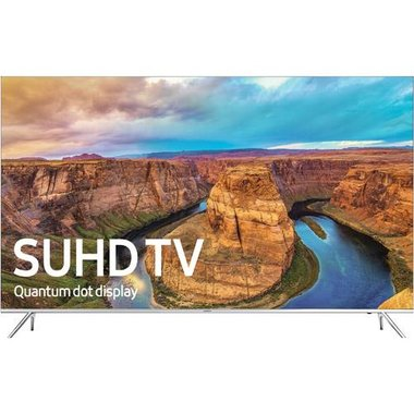 Samsung - 49 Class Smart Quantum 4K SUHD TV With Wi-Fi