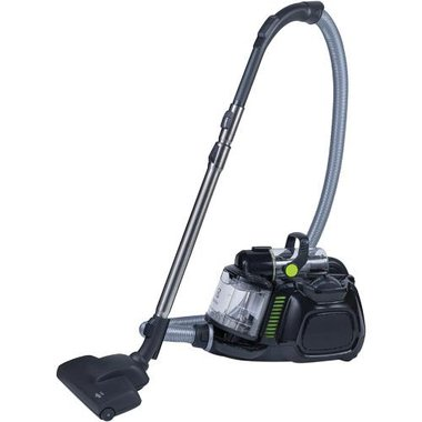 Electrolux - Silent Performer Cyclonic Canister Vacuum Cleaner
