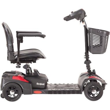 Drive Medical - Scout 4-Wheel Power Scooter