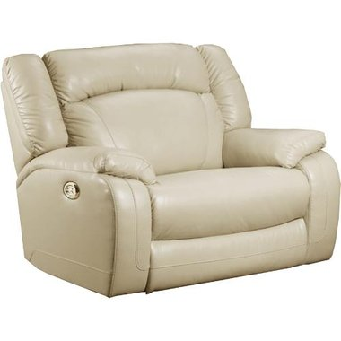 Simmons - Cuddler Reclining Chair Featuring Chaise Pad Seating
