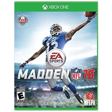 Xbox One - Madden NFL 16 For Xbox One