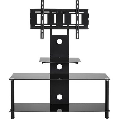Etec - Swiveling Flat Panel TV Mount Stand