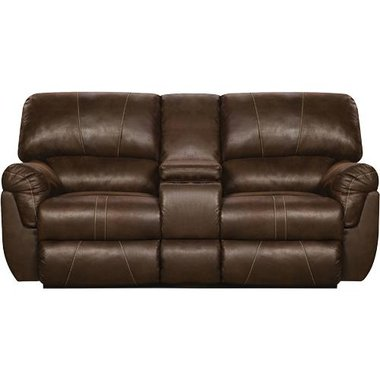 Simmons - Renegade Power Reclining Loveseat With Center Console