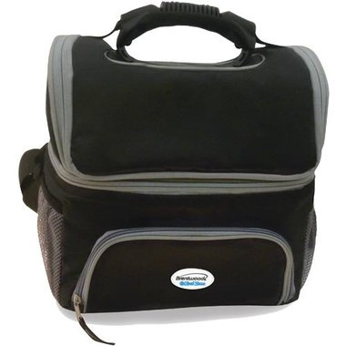 Brentwood - 12 Can Cooler Bag With Extra Storage