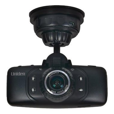 Uniden - Full HD 1080P Dash Cam With GPS