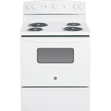 GE - 30 Electric Coil Range
