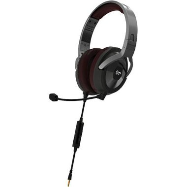 Monster - Fatal1ty Noise Cancelling FXM 200 Gaming Over-The-Ear Headphones