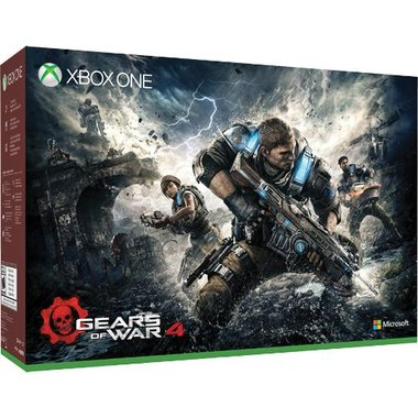Xbox One - Xbox One S 2TB Gears Of War 4 Limited Edition Bundle