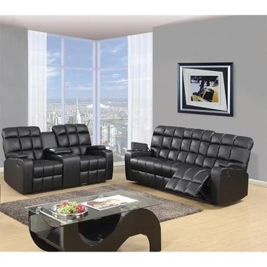 Global Furniture - Liberty 2 Piece Living Room Group