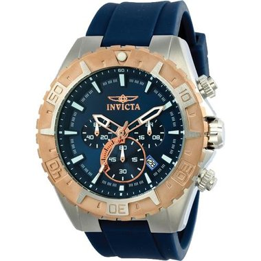 Invicta - Men's Force Collection Silicone Watch