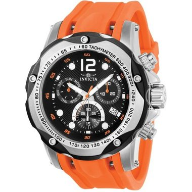 Invicta - Mens Speedway Collection Stainless Steel Watch