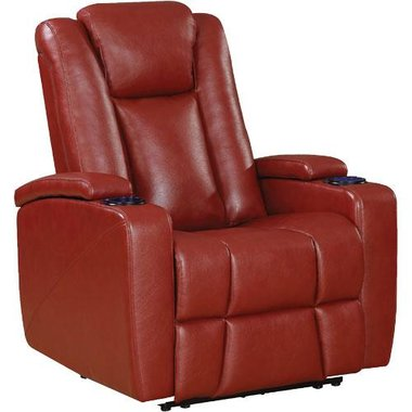 Global Furniture - Excalibur Home Theater Power Recliner