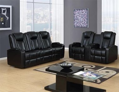 Global Furniture - Excalibur 2 Piece Living Room group