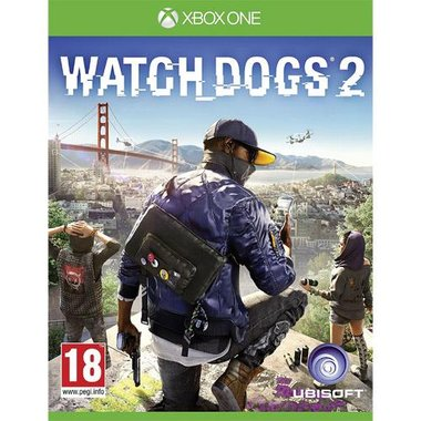Xbox One - Watch Dogs 2 For XBOX ONE