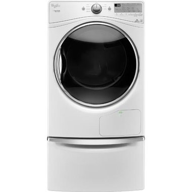 Whirlpool - 7.4 CuFt Front Load Electric Dryer