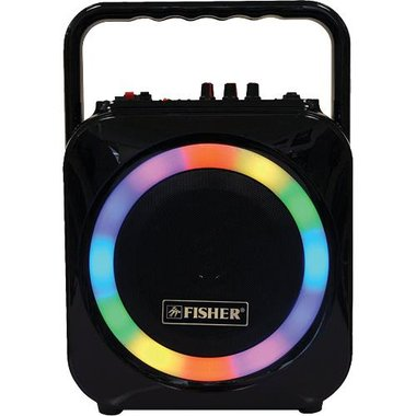 Fisher - Party Jam Sound Wireless Stereo System