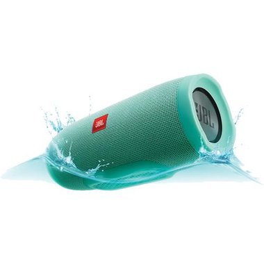 JBL - Charge3 Portable Bluetooth Speaker