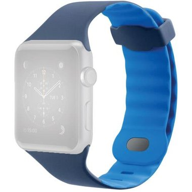 Belkin - 42mm Silicone Sport Band For Apple Watch