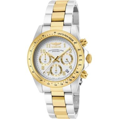 Invicta - Men's Speedway Collection Stainless Steel Watch