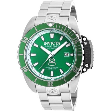 Invicta - Men's Pro Diver Stainless Steel Watch