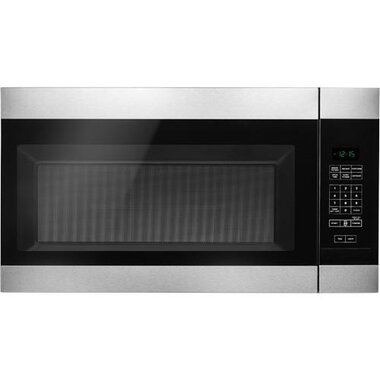 Amana - 1.6 CuFt Over The Range Microwave