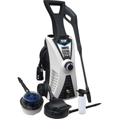 Pulsar - 1800 PSI Electric Pressure Washer With Accessory Kit
