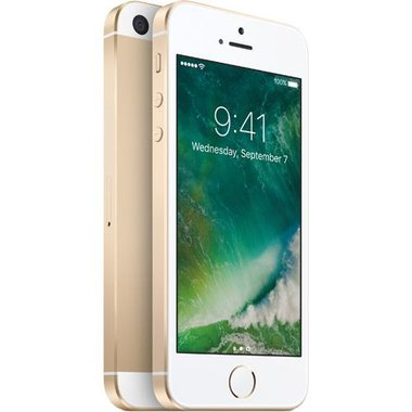 Apple - iPhone SE 32GB - Gold (AT&T)