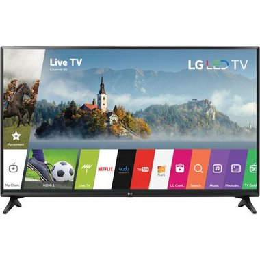 LG - 49 Class Smart 1080P LED HDTV With webOS 3.5