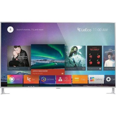 LeEco - 65 Class Smart LED 4K UHD HDR TV With Android TV