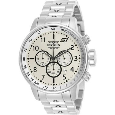 Invicta - Men's S1 Rally Collection Stainless Steel Watch