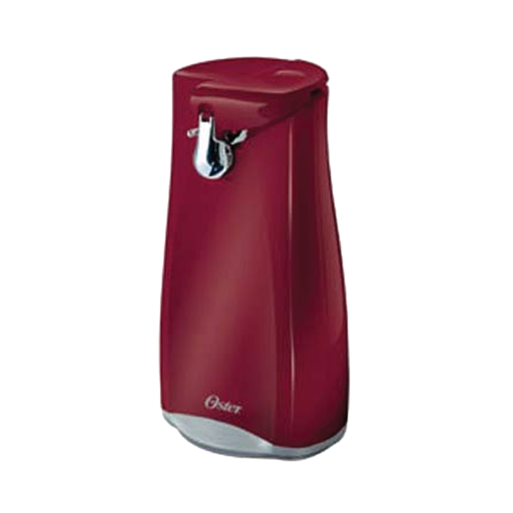 Oster 3152 Can Opener - Red, Precision Cutting, Convenient ...