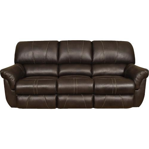 Simmons Leather Sofa Simmons Bm23p Atlas Reclining Sofa Bonded Leather 1 8 Density Foam Chaise